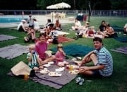 Johnsens 1996- hot dog picnic