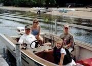 Johnsens July 2003-fishing