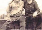 Lynn and Ceil Fishing