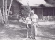 Lynn and Nancy 1954