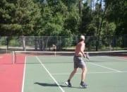 Tennis -Templetons