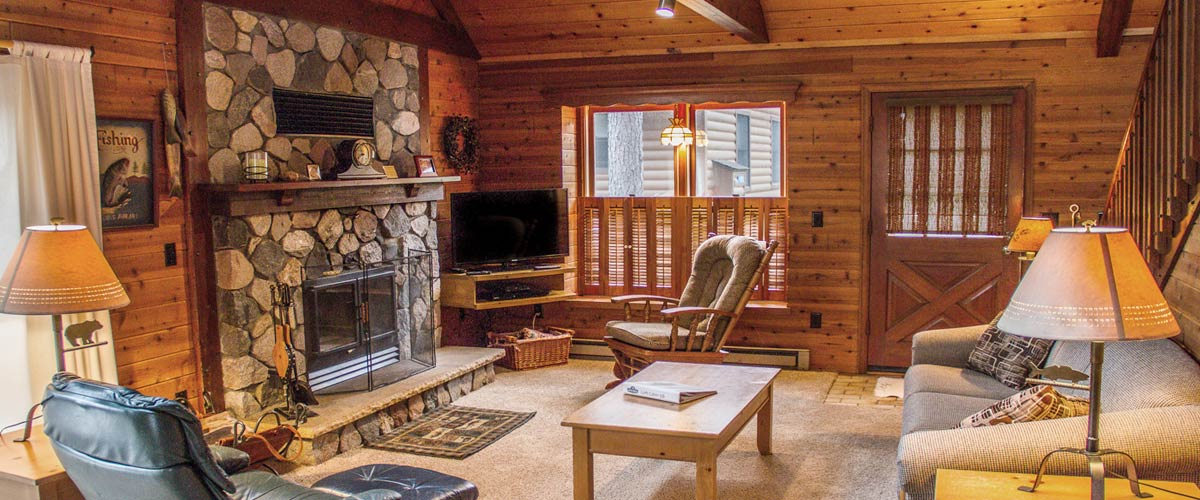 whitefish lake cabin